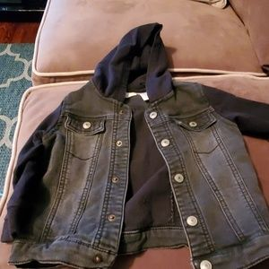 First Impressions Jean Jacket